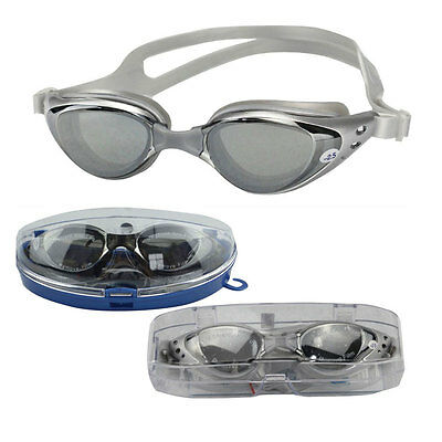 Hot SZ -1.50 TO -6.00 Swimming Prescription Myopia Nearsighted Goggles Glasses