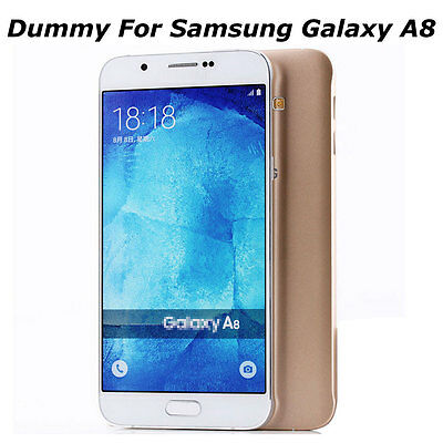 1:1 Non Working Display Dummy Phone Model For Samsung Galaxy A8 A8000-White