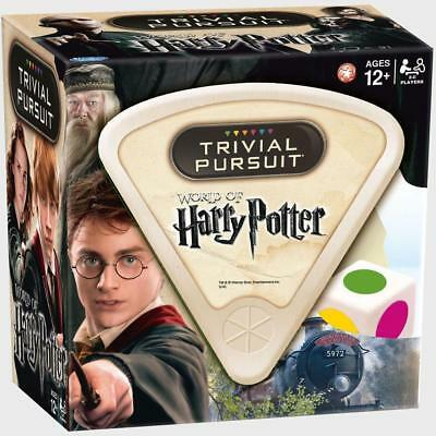 World of Harry Potter Trivial Pursuit  Harry Potter AUS Card Game
