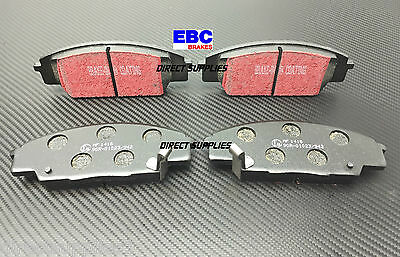 HONDA Civic Type-R EP3, FN2 EBC Ultimax Brake Pads Front (Set) DP1254 2001-2011