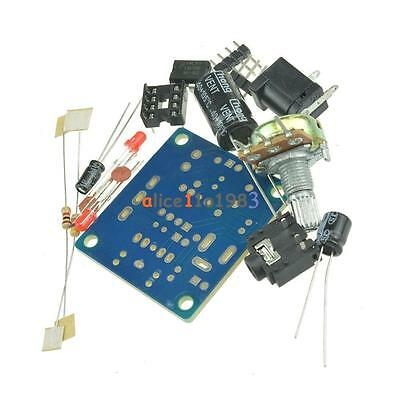 LM386 Super MINI Amplifier Board 3V-12V DIY Kit M57
