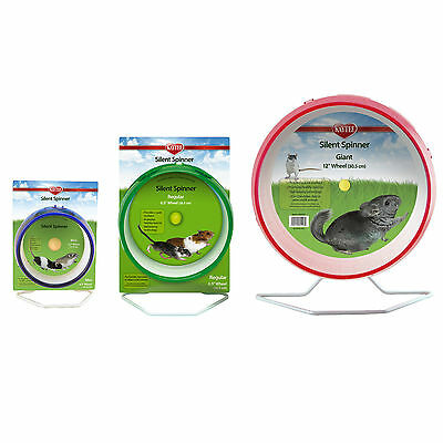 "Superpet Silent Spinner for Small Animals (Sizes 4.5"", 6.5"" and 12"")"
