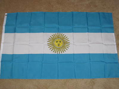 3X5 Argentina Flag South American Argentinian New F027