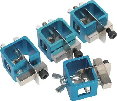Sealey Butt Welding Clamp Set 4pc