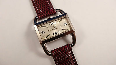 JEAN PERRET Etrier ladies vintage watch handwinder RARE