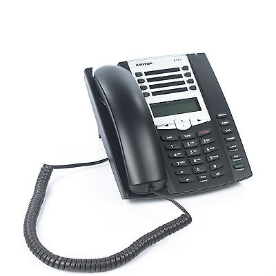 Aastra 6731i IP PoE Office Phone with Stand & Handset Factory Reset