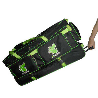NEW RELEASE CHAMP EXCELLOUS Trolley Cricket Kit Bag