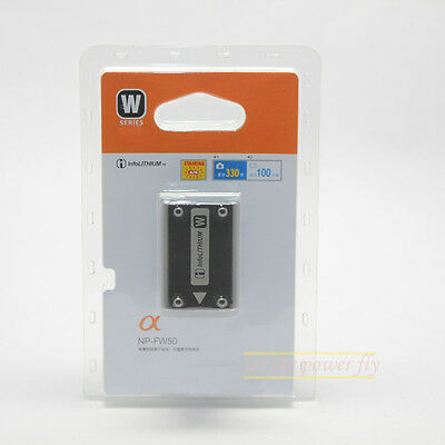 NP-FW50 NP FW50 battery For Sony BC-VW1 Charger NEX-5 NEX3 NEX-3 A55 A33