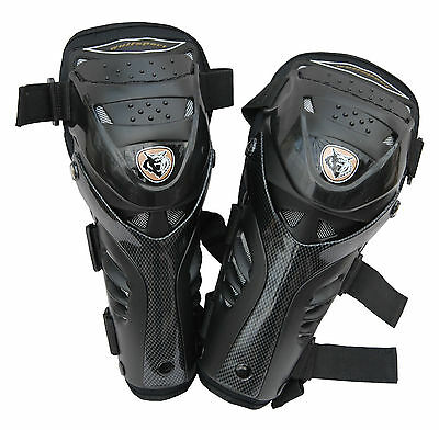 Wulfsport Hinged Elbow Guards Pads Bionic Motocross Enduro Wulf Adult
