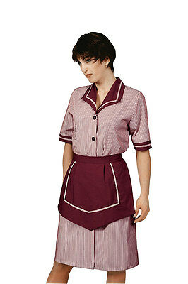 Camice Amalfi Donna Isacco Cameriera Inserviente Waitress Shirt Pulizie  Governan 298df506471