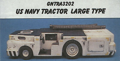 Pwmp Gntra3202 1/32 Us Navy Tractor Large Type Old Style