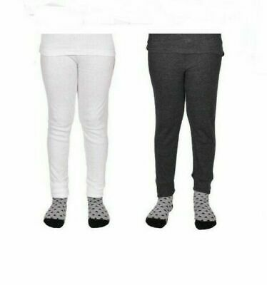 Childrens Kids Boys Girls Thermal Long Johns  Age 3-5  6-8  9-11 11-12 Years