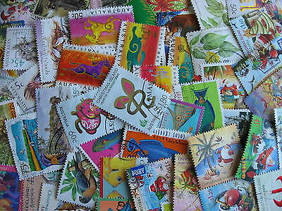 CHRISTMAS & COCOS KEELING Islands 45 different, nice commemoratives are here!