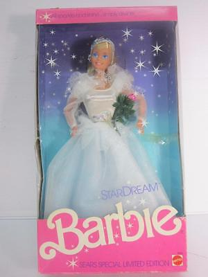 Stardream Barbie Doll Sears Special Limited Edition 1987 IN BOX