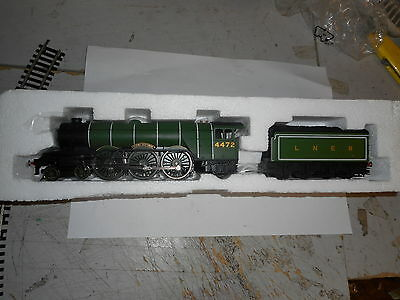 Hornby Oo  4/6/2 Steam Loco The Flying Scotsman Dcc Ready