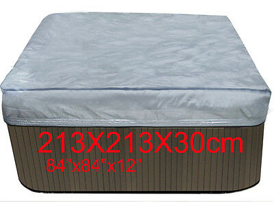 with isolation spa cover guard&cover cap 6-13ffits sundance,jacuzzi,hotspring D1