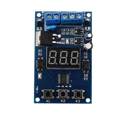 Trigger Cycle Timer Delay Switch Circuit Control Board MOS FET Driver Module GT