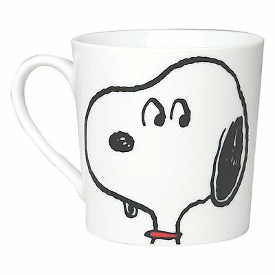 Peanuts Snoopy Face Contemporary Ceramic Mug
