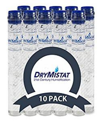10 Pack Drymistat Crystal Gel Humidifier Maintains 70% Humidity For 250 Cigars