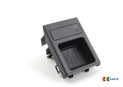 BMW 3 Series E46 Front Center Console Storage Tray Coin Holder Box 8217957