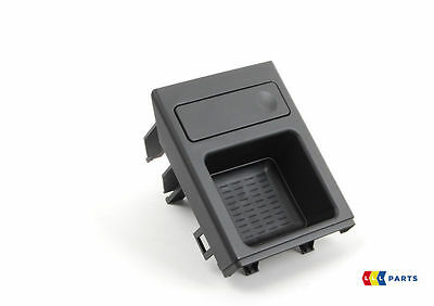 Bmw New 3 Series E46 Front Center Console Storage Tray Coin Holder Box 8217957