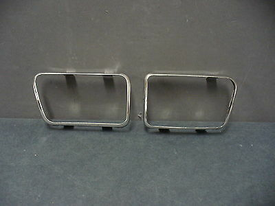 Mustang brake and clutch pedal trim Fairlane Torino Falcon Cougar