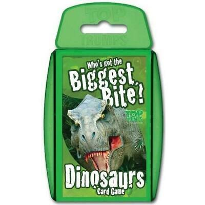 Top Trumps Dinosaurs Card Education Game