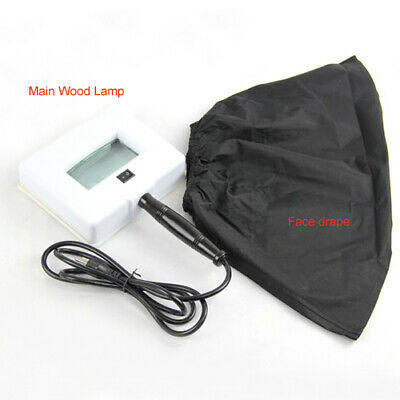 Beauty Shop Use UV Magnify Wood Lamp Skin Analyzer Facial Care SPA Salon Machine