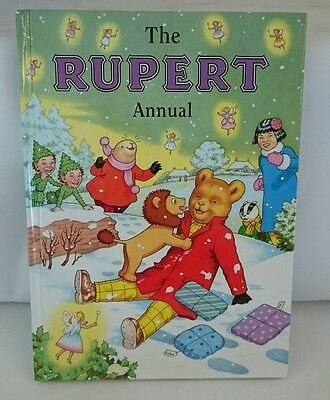 SIGNED Limited Edition 341 Of 500 The Rupert Annual: No. 67 (Hardback, 2002)