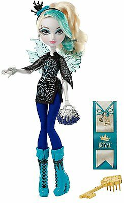 Ever After High - Faybelle Thorn Puppe, Tochter von The Dark Fairy, neu, Doll