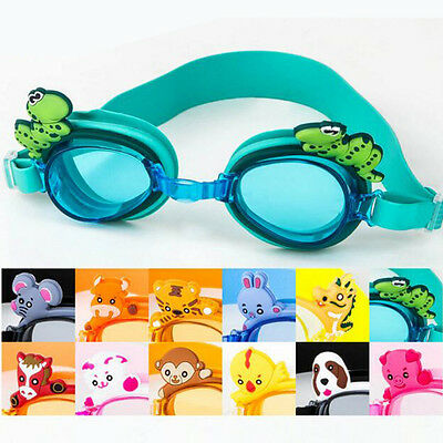 Kids Swimming Mask Diving Equipment Anti Fog Goggles Snorkel Glasses Set