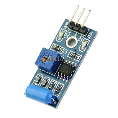 2PCS SW 420 Motion Sensor Module Vibration Switch Alarm Sensor for Arduino