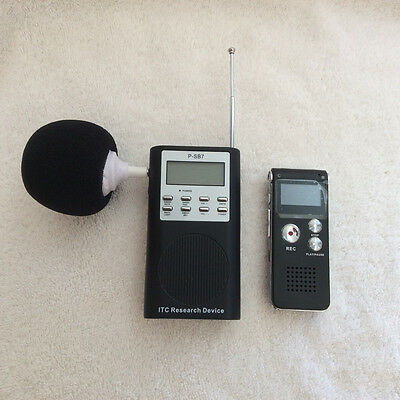 Ghost Box/ Spirit Box & EVP Recorder For Ghost Hunting
