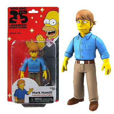 Mark Hamill Figure from The Simpsons 16039