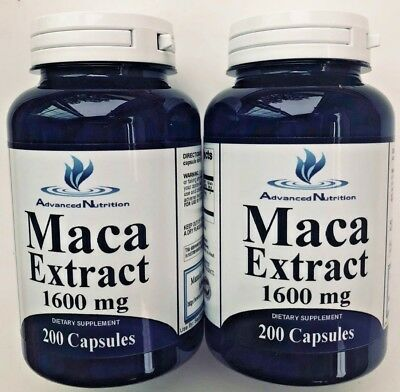 MACA ROOT EXTRACT - For Man and Woman - $26 28 | PicClick