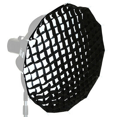 SMDV Speed-Light Lite Flash Dodecagon Soft-box Grid A110 w Pouch f Diffuser A110