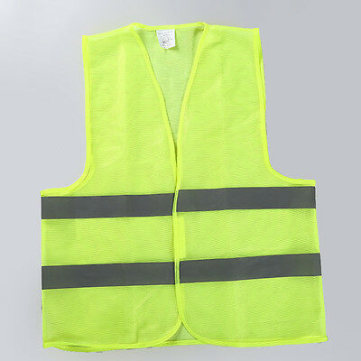 Safety Clothing Running Race Vest High Visibility Reflective Fluorescent Vest