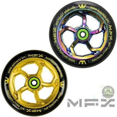 Madd MFX R. Willy Pro Hurricane 120mm Scooter Wheel Incl Madd K3 Bearings