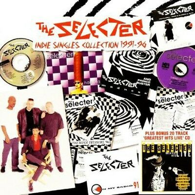 Indie Singles Collection 1991-96 - 2 DISC SET - Selecter (2013, CD NEUF)