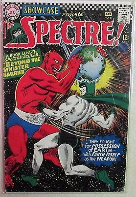 DC Comics - Showcase Issue #61  Silver Age 1960s The Spectre- Priced Under Guide
