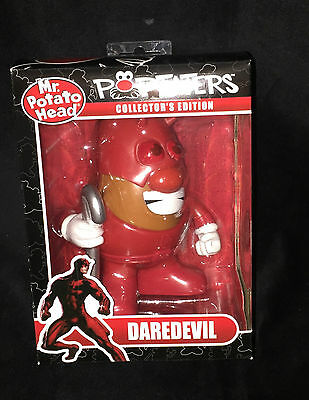 Mr Potato Head - Daredevil - Poptaters Collector's Edition