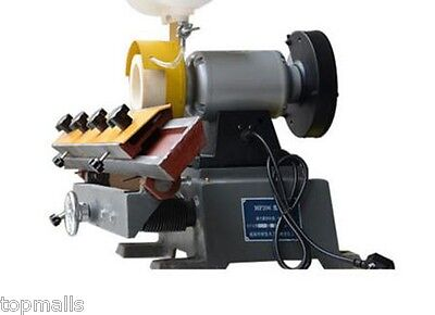 Small Type MF206 Woodworking Straight Knife Sharpener Grinding Machine 220V