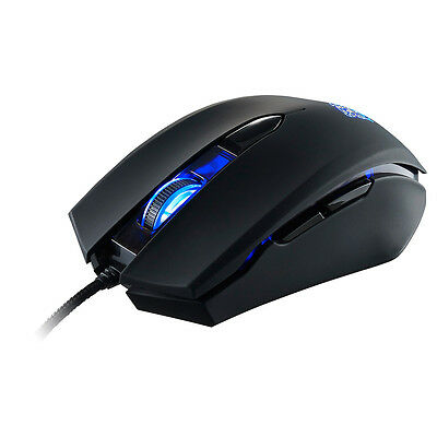 Thermaltake TT E-Sports Talon Blu USB Gaming Mouse 3000 DPI