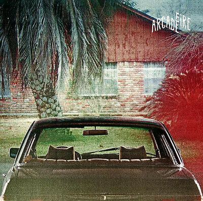Arcade Fire - The Suburbs - 2 x Vinyl LP (Gatefold Sleeve) *NEW & SEALED*