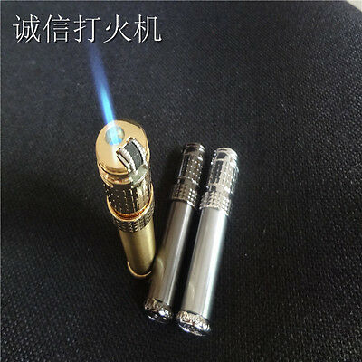 1PC Personalized Fashion Boutique Creative Inflatable Windproof Lighter flint