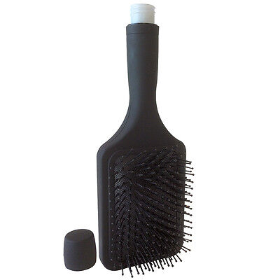 NEW BYOB Novelty Hairbrush Flask - Stealthy Party Beverage Hidden In Plain Sight
