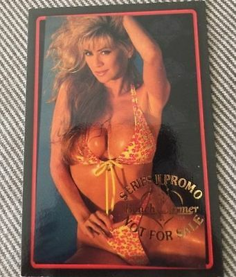 Lot Of 7 1994 Benchwarmer Series 2 Cindy Sullivan Promo Card # 3