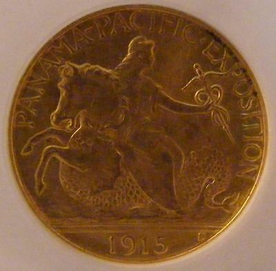 1915 S Pan Pac $2.50 Gold Commemorative NGC MS 65 Panama Pacific
