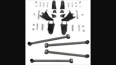 Ford F100 1955 56 54 53 Heidts Rear End Kit für Mustang Achse