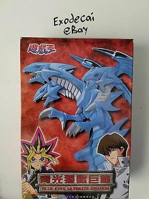 Blue Eyes Ultimate Dragon Yugioh Model Kit Japanese Japan Mint New